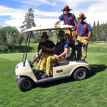 Big Bear City Professional Fire Fighter Golf Tournament
