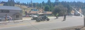 Traffic Collision on Big Bear Blvd 9.29.15