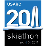 US Adaptive Recreation Center Holds 2011 Skiathon