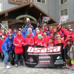 Golden Group: Local USASA Team of Skiers and Snowboarders Brings Home 23 Medals from National Championships