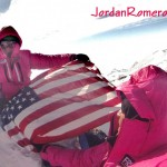 Jordan, Paul and Karen Celebrate at the Mount Vinson Summit