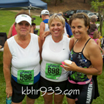 Vicky Melton & Lynn Suhay Compete In Their First Triathlon in Their 60's