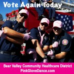 Healthcare District Has Healthy Chance of Winning; Keep Voting!
