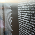 Traveling Vietnam Wall Visits Big Bear Lake