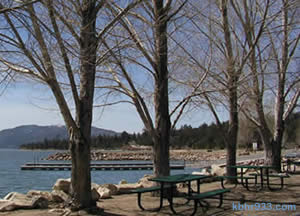 The boat launch ramp and lakeside picnic area have been closed since the beginnning of the month, to allow for a construction project. As of tomorrow, the ramp will be open seven days a week, starting at 6am.