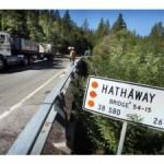 Hathaway Creek Bridge Rehabilitation Project Nearing Completion