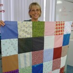 Locals Volunteer to Quilt for Kids In Africa!