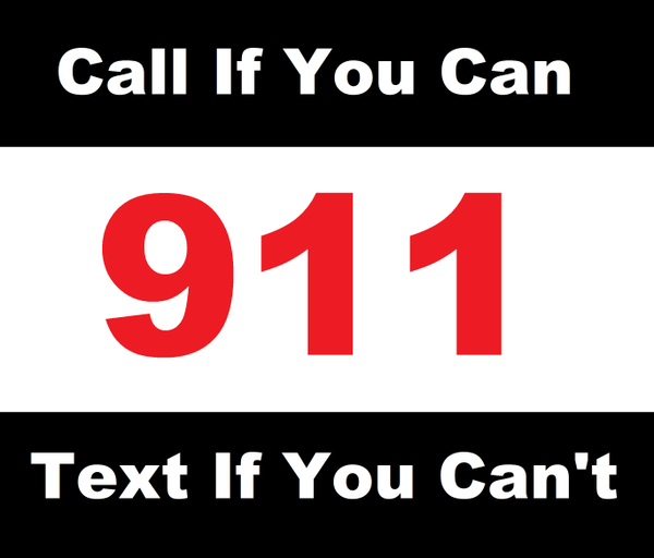 Call If You Can – Text If You Can't, 9-1-1 Emergency Texting Now Available in San Bernardino County