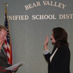 Bear Valley Unified School District Board Appoints a New Member