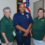Installation Of Big Bear Valley CERT Officers