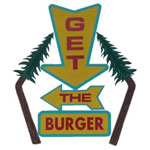 Get the Burger sign