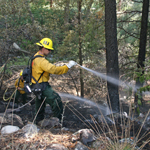Ken & Glass Fire's Contained