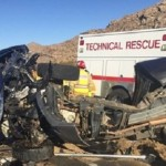 Head On Collision in Apple Valley Involves Big Bear Valley Residents