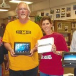 BBHS Parents In Support of Academics Donate iPads to the English Department
