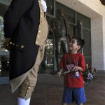 Meet George Washington at the Local Library