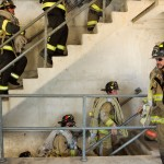 Big Bear Fire Fighters Climb For Life