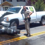 Motorcycle Accident Big Bear City