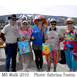 Multiple Sclerosis Awareness Week In Big Bear