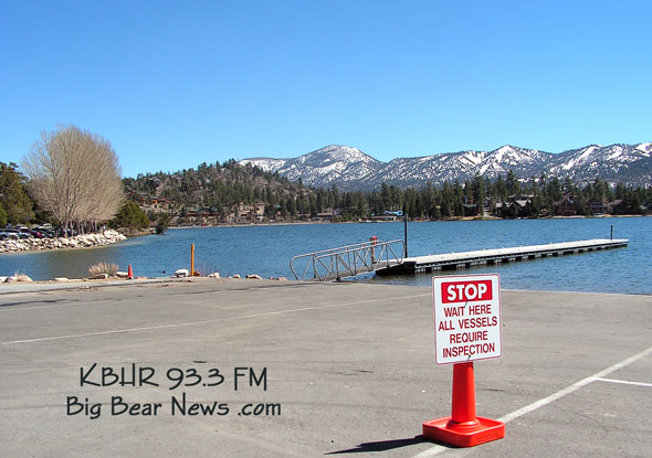 Big Bear Lake Municipal Water District East Launch Ramp