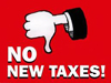 no-new-taxes