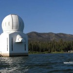 The Big White Dome on the Lake