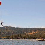 Summer On Big Bear Lake And The Living is Great