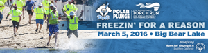 Freezin' for a Reason! The 5th Annual Big Bear Lake Polar Plunge