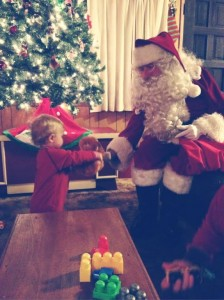 Rotary Club of Big Bear Lake Brings Christmas Cheer with Home Santa Visits in December