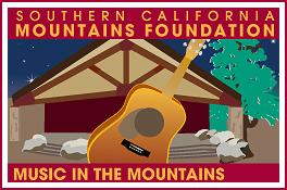Southern California Mountains Foundation Announces New Music in the Mountains Co-Producer