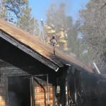 Structure Fire In Sugarloaf