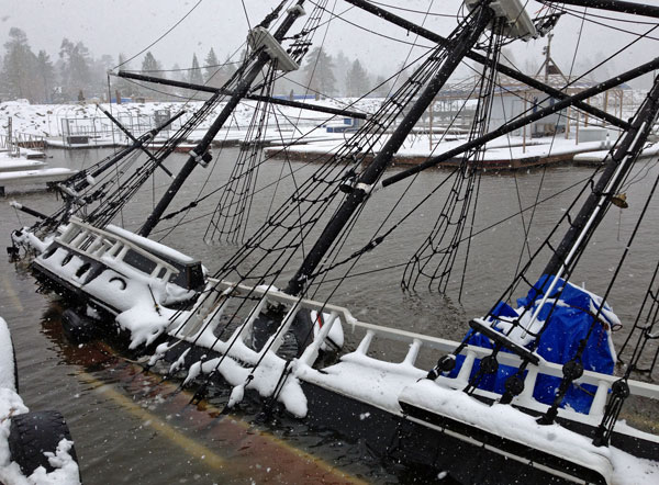 Time Bandit Storm Victim