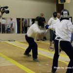 Blind Fencers Subject of Film at Village Theaters