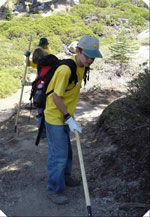 Volunteer for Trail Maintenance