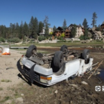 Probationer Arrested After Crashing Stolen Vehicle into Boulder Bay