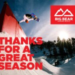 Thanks For A Great Season, From Big Bear Mountain Resorts