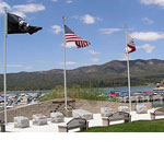 Veterans Park in Big Bear Lake
