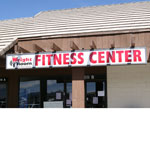 Weight Room Gym in Big Bear Lake Closed.  Photo David Dopps